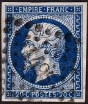 Click here to enlarge image and see more about item France15a: France Sc#15a (1854)