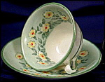 Click to view larger image of Miniature Crown Staffordshire c&s 2 (Image1)
