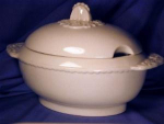 Click to view larger image of Small ivory tureen (Image1)