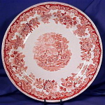 Click to view larger image of Walker China large plate 3 (Image1)