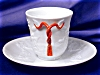 Click to view larger image of Ginori Demitasse Set (Image4)