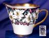 Click to view larger image of Rosina Bold Floral creamer & sugar (Image2)