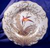 Click to view larger image of Chamberlains Worcester hp Bird Plate (Image7)
