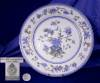Click to view larger image of Royal Worcester blue & green transfer plate (Image2)