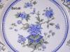 Click to view larger image of Royal Worcester blue & green transfer plate (Image3)