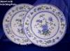 Click to view larger image of Royal Worcester blue & green transfer plate (Image5)