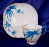 Click to view larger image of Royal Worcester Aesthetic cup & saucer (Image2)