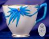 Click to view larger image of Royal Worcester Aesthetic cup & saucer (Image3)