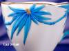 Click to view larger image of Royal Worcester Aesthetic cup & saucer (Image4)