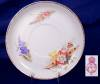 Click to view larger image of Royal Worcester Floral hand painted demi c&s (Image6)