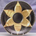 Click to view larger image of Shelley Dainty cup & saucer in Black & Gold (Image5)