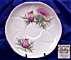 Click to view larger image of Shelley Dainty Thistle cup & saucer (Image4)