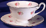 Click to view larger image of Wileman Gainsborough footed demi-tasse c&s (Image1)