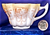 Click to view larger image of Wileman Snow Drop Cameo trio in yellow (Image3)