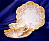 Click to view larger image of Wileman Snow Drop Cameo trio in yellow (Image6)