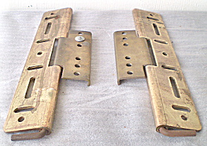 Antique Brass Door Latches (Image1)