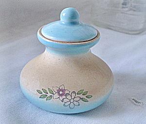 Vintage Avon Ceramic Perfume Container (Image1)