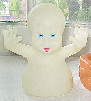 Casper the Friendly Ghost Vintage Baby Bottle Cover 1970 (Image1)