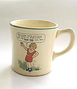 Little Orphan Annie Mug 1935 (Image1)