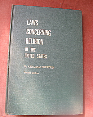 Religion Laws In The United States 1966