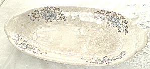 Antique 1910-20  Carrollton Pickle Dish (Image1)