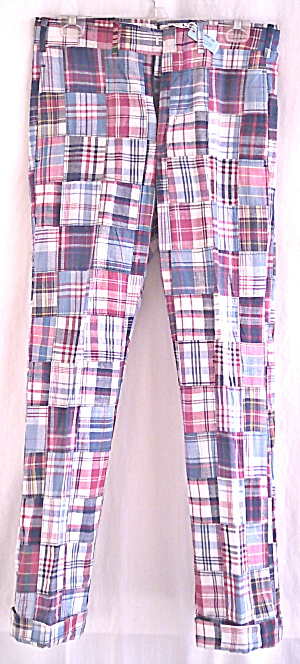 Mens Bellbottoms 1967 Patchwork