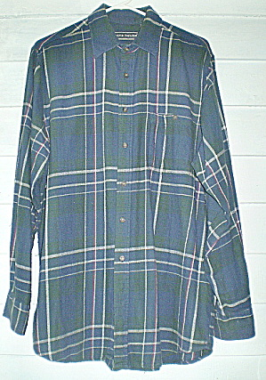 David Taylor Flannel Shirt 1980 (Image1)