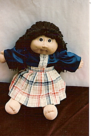 Cabbage Patch 2-piece Doll Outfit-school Days