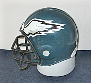 Philadelphia Eagles Helmet Bank 1995