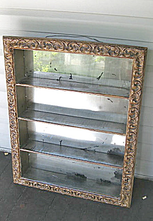 Vintage Large 1940s-50s Shadow Box (Image1)