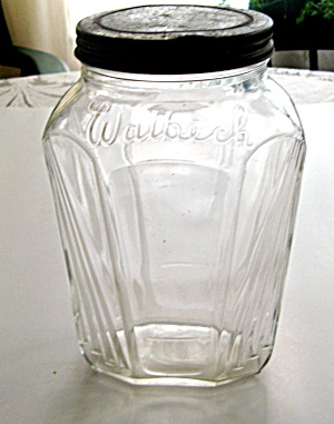 Walbeck Vintage Pickle Bottle