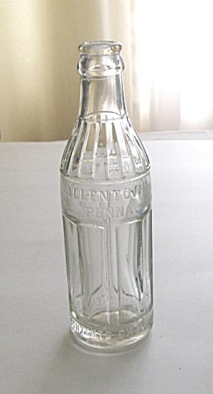 Vintage Set Lehigh Valley PA Soda PoP Bottles (Image1)