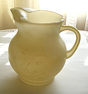 Kool-Aid Plastic Smiley Face Pitcher 1950 (Image1)