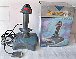 Joystick Controller Interact 6 Button Magnum 6 SV243 (Image1)