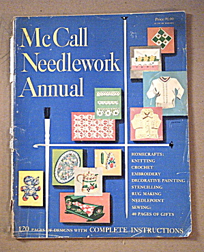 McCall Needlework Annual 1950 (Image1)