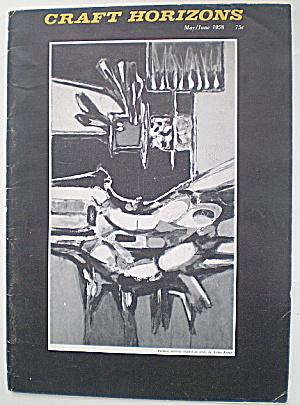 Pablo Picasso Sculptures Craft Horizons 1958 (Image1)