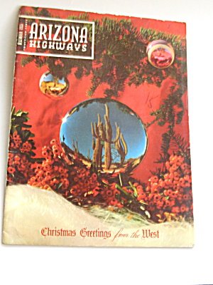Arizona Highways Magazine December 1955