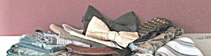 Mens Accessory Bowtie and Handkerchief Grabbag  (Image1)
