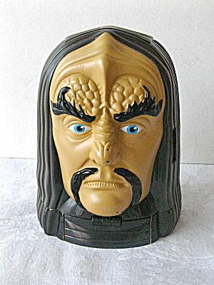 WORF Toy Klingon Lieut Com Star Trek Deep Space 9  (Image1)