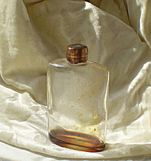 Vintage Copper Top Perfume Bottle (Image1)