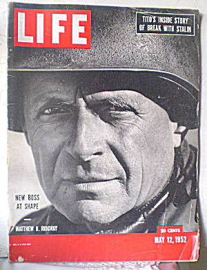Life Magazine 1952 Korean War