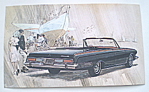 1963 Dodge Polara 500 Convertible  (Image1)