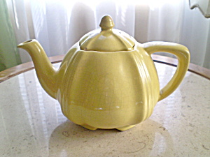 Padre Pottery Teapot Vintage 1950s (Image1)