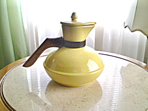 Padre Pottery Coffeepot Vintage 1950s (Image1)