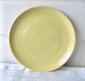 Padre Pottery Set of 10 Salad/Dessert Plates Vintage 1950s (Image1)