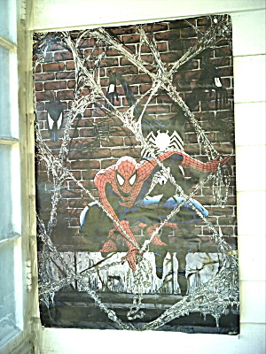 Vintage 1988 Spiderman Poster by Marvel (Image1)