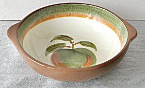 1960 Stangl Orchard Song Cereal Bowl