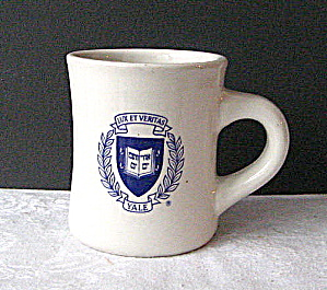 Circa 1979  Yale University Coffee Cup (Image1)