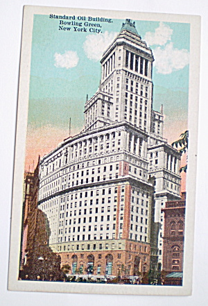 Standard Oil Bdlg Bowling Green-NYC 1920 (Image1)