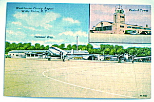 Westchester County Airport, White Plains NY 1930 (Image1)